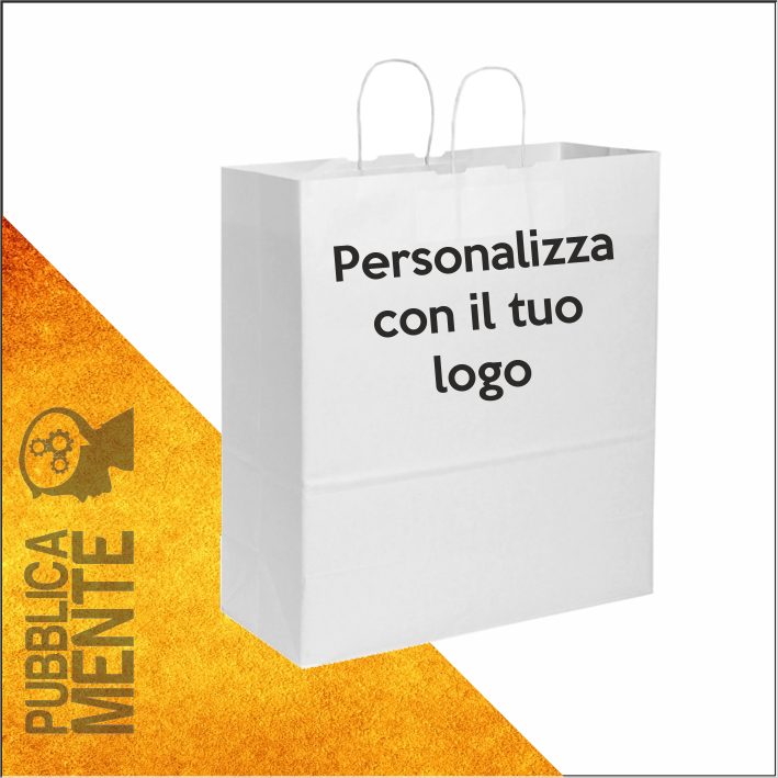 Shopper Busta di Carta 28x12x36