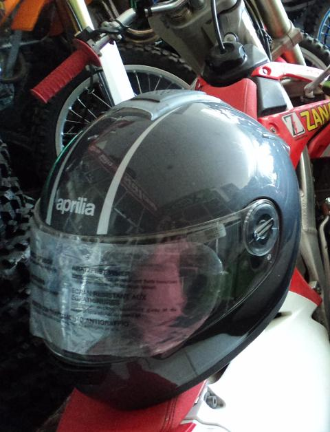 casco intergrale aprilia