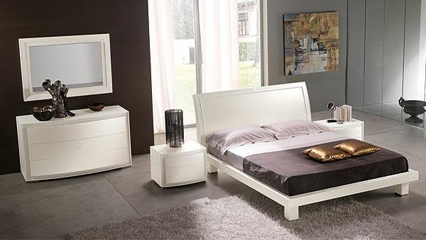 Camera da letto moderna saber luxury partinico palermo for 6 camere da letto casa moderna