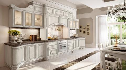 Cucine componibile classica  Lube Pantheon