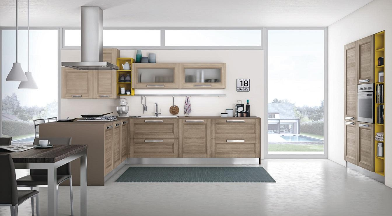 Cucine componibili creo kitchens a catania cucine - Cucine lube creo ...