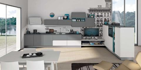 CUCINE CREO KITCHENS by LUBE CUCINE A CATANIA