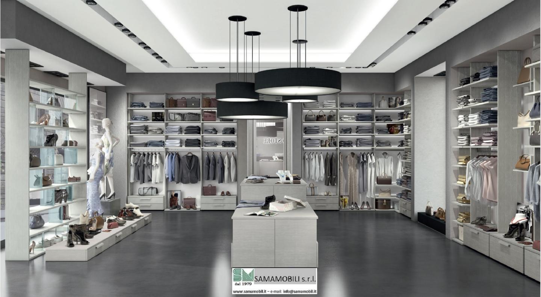 Arredamenti per negozi a catania catania for Montaggio arredamenti negozi
