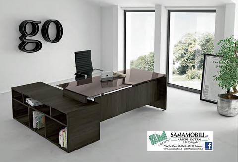 Linea uffici collezioni di arredo catania for Arredo ufficio catania