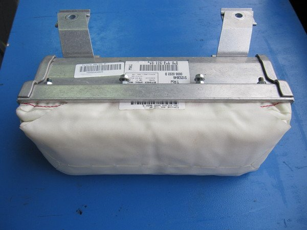 airbag frontale passeggero 986/996