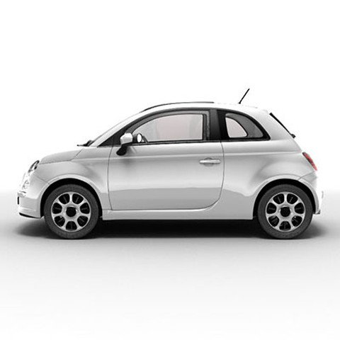 Fiat 500 1.3 MJT Pop Start Diesel