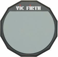 VIC FIRTH PAD ALLENATORE 12 VIC FIRTH