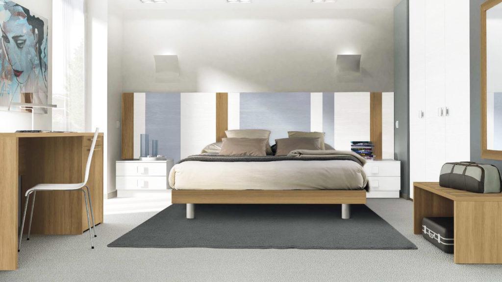 Mobili arredamento camere per albergo colombini golf for Camere albergo design