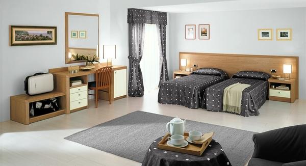 Arredamento mobili per hotel e contract oliver trapani for Arredo contract