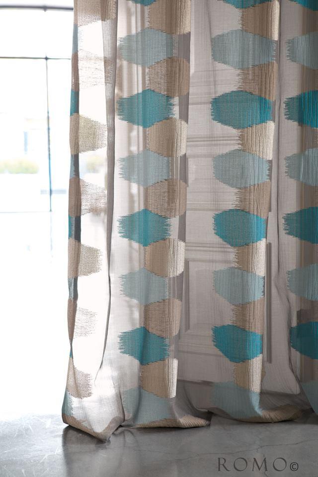 Tendaggi tende per interno tessuti romo a catania e sicilia vendita fornitura posa e prezzo - Accessori per tende da interno ...