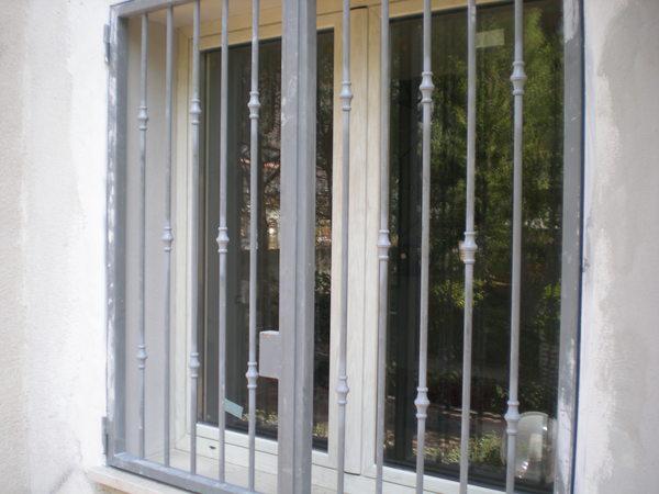 Grate di protezione alcamo trapani - Grate alle finestre ...