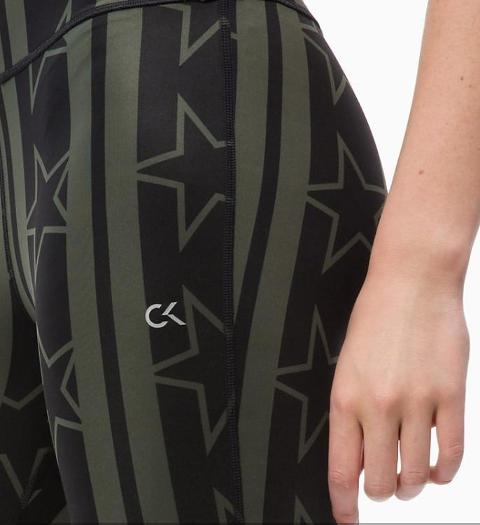 Leggings Star Stripe Calvin Klein