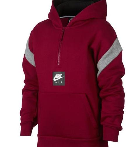 Felpa Air Mezza Zip NIKE