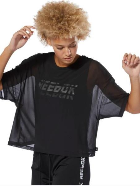 T-SHIRT WOR MEET YOU  REEBOK