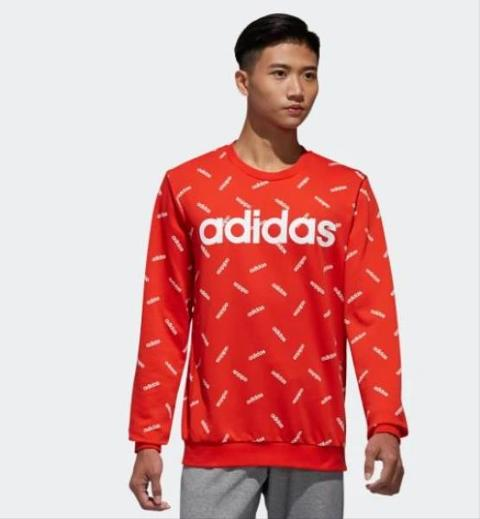 Felpa graphic ADIDAS