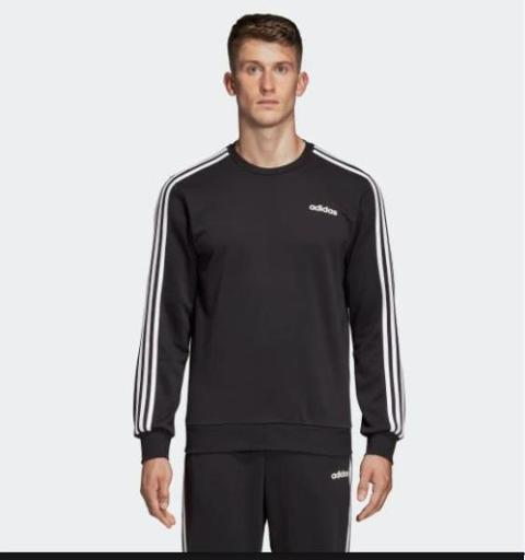felpa essential 3 stripes ADIDAS