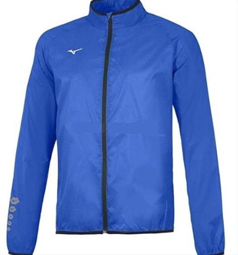 Jacket antipioggia running Mizuno