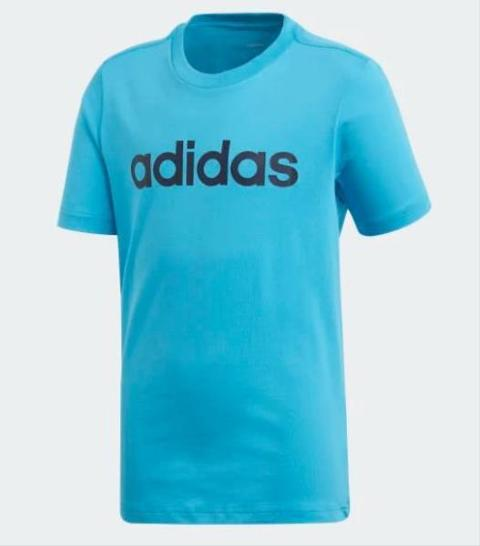 T-shirt essential linear Logo ADIDAS