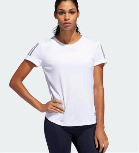 T-shirt Own the run ADIDAS