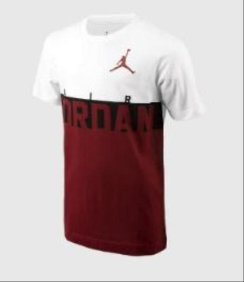 T-shirt Open lane JORDAN