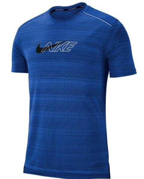 T-shirt Dri-fit Miler running NIKE