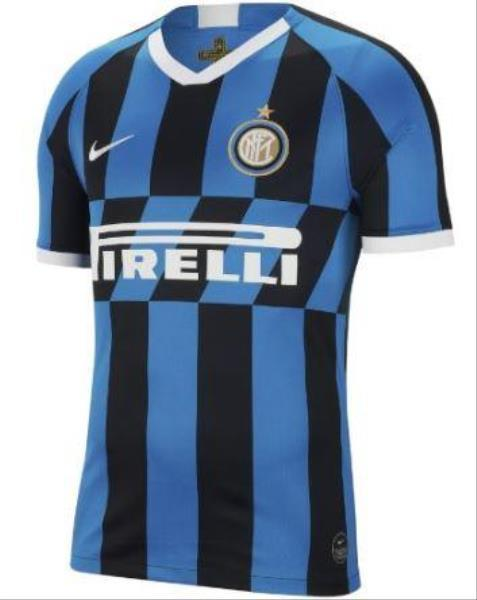 Divisa INTER 19/20 home junior NIKE