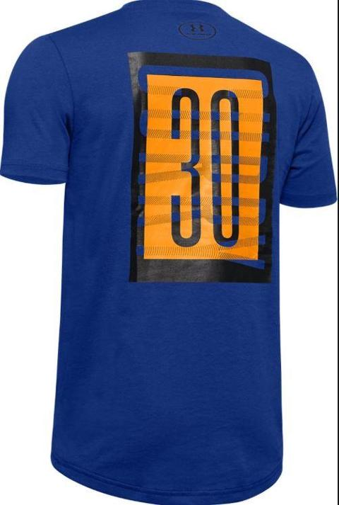 T-shirt Steph Curry UNDER ARMOUR