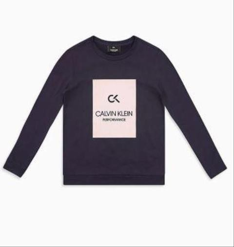 Pullover billboard  Calvin Klein Performance