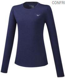 T-shirt manica lunga Impulse core Mizuno
