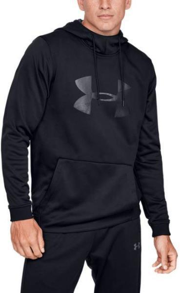 Felpa con cappuccio con logo UNDER ARMOUR