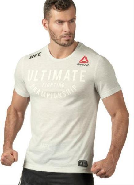 T-shirt ultimate REEBOK