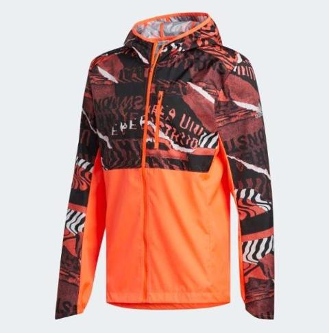Own The Run Jacket ADIDAS