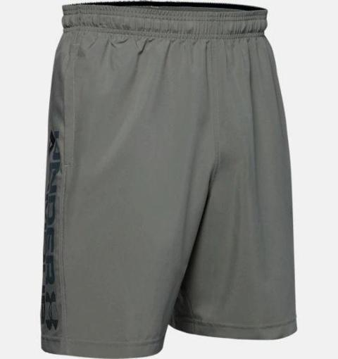Short in Woven Graphic UNDER ARMOUR