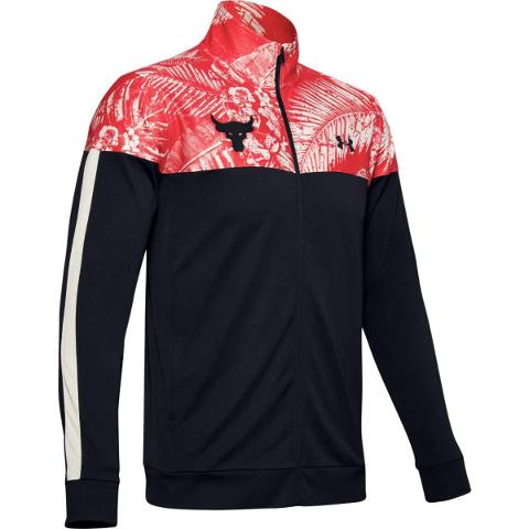 Project Rock Track Jacket UNDER ARMOUR