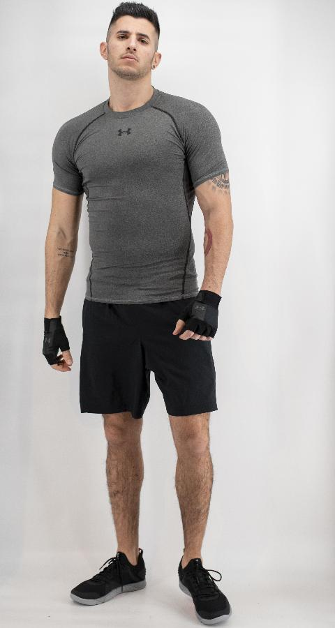 T-shirt compression UNDER ARMOUR