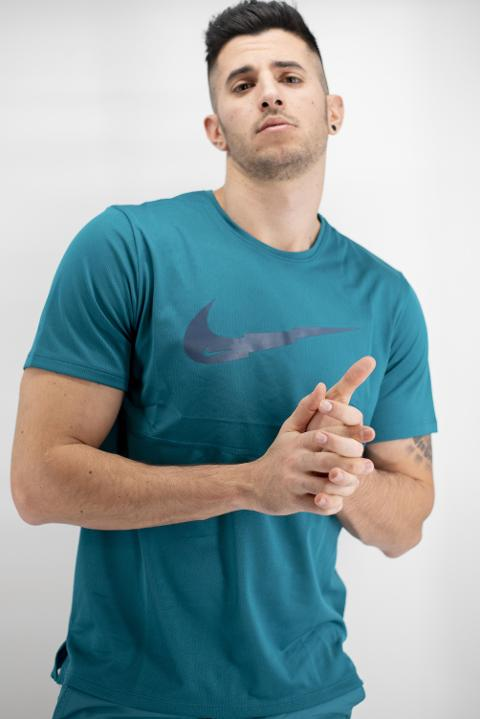 T-shirt Brathe Run  NIKE
