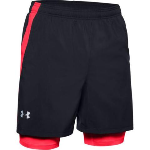 Launch 2 In 1 Short  UNDER ARMOUR