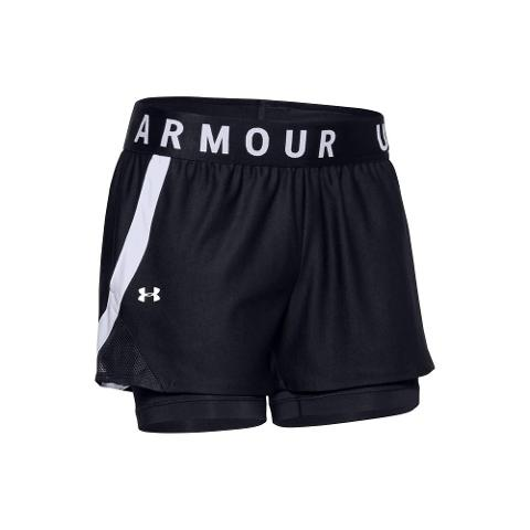 play Up 2 IN 1 Shorts UNDER ARMOUR
