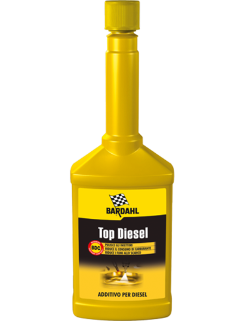 Additivo gasolio TOP DIESEL  BARDAHL 250 ML
