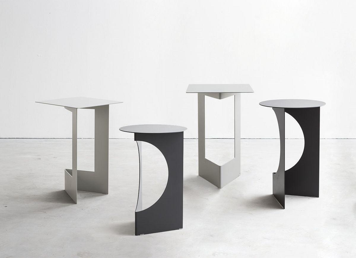 tavolo in lamiera di design alcamo trapani