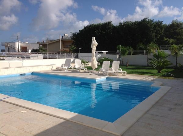 Realizzazione costruzione installazione vendita piscine - Mistretta piscine alcamo ...