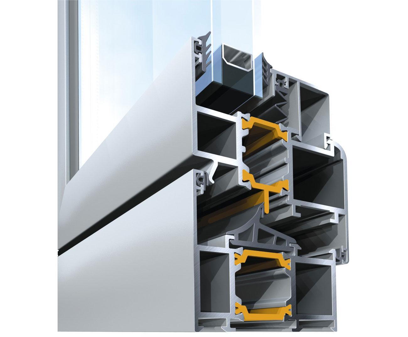 costruzioni serramenti infissi in alluminio taglio termico