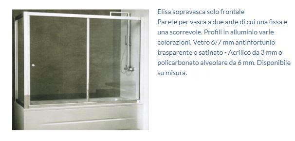 Box doccia calatafimi trapani - Box doccia chiuso sopra ...