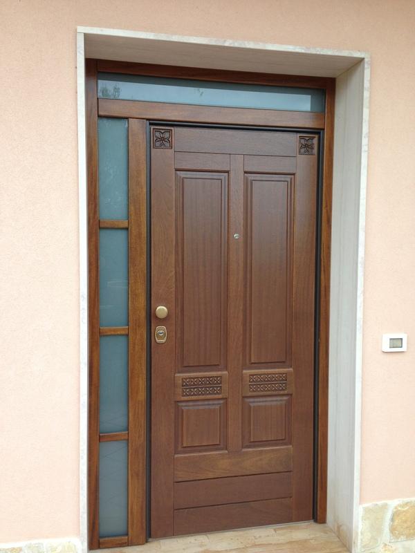 Vendita porte blindate trapani palermo agrigento sicilia calatafimi trapani - Porte interni palermo ...