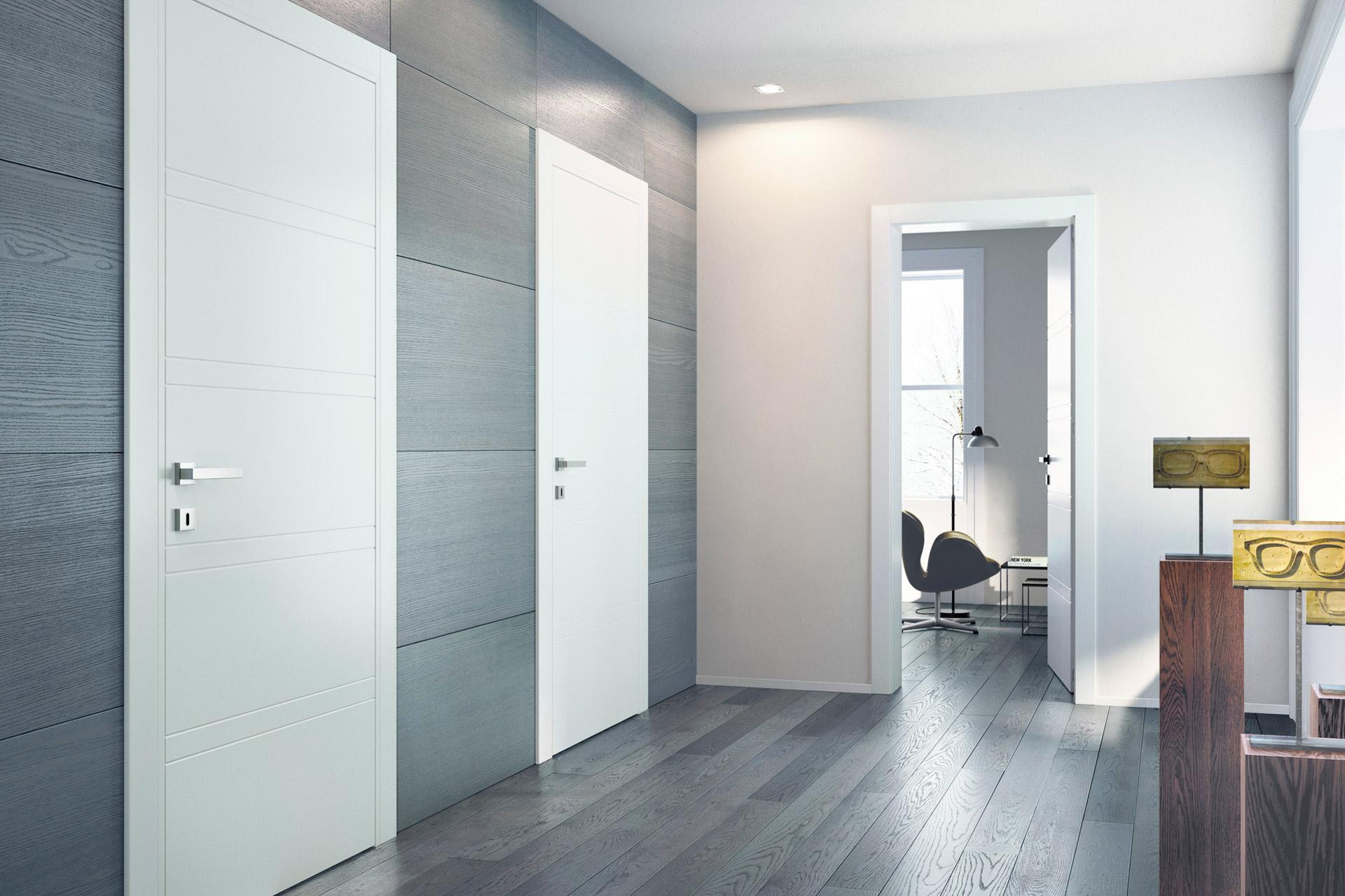 Thermo infissi comfort e design infissi pvc alluminio for Immagini porte interne