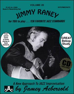 AEBERSOLD VOL. 20 JIMMY RANEY CON CD