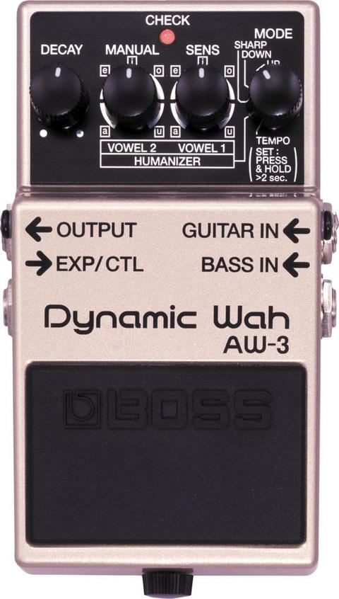 BOSS AW3 DINAMIC WAH