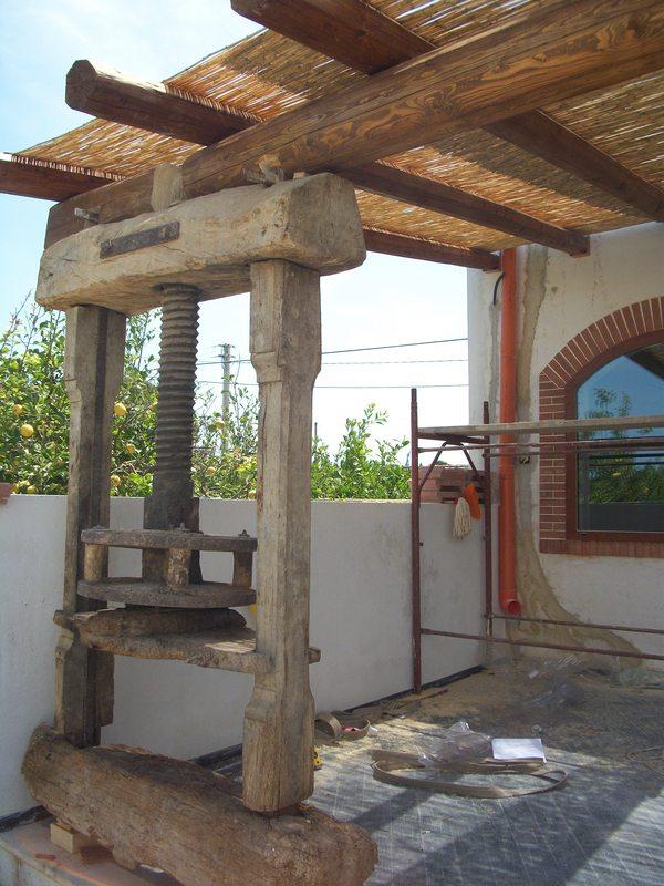 Costruzioni in legno lamellare marsala trapani - Tettoie in legno per esterno ...