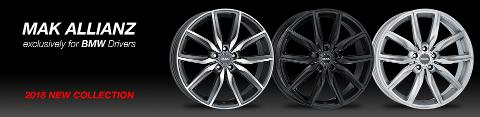 CERCHI IN LEGA MAK PERFORMANCE WHEELS ALLIAN