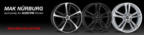 CERCCHI IN LEGA MAK PERFORMANCE WHEELS NURBURG